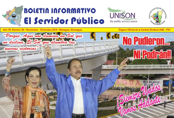 Boletín Informativo El ServidorPúblico