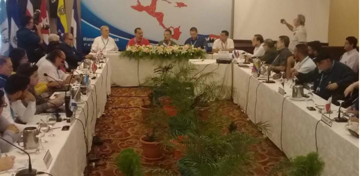 NICARAGUA SEDE DEL PRIMER ENCUENTRO MESOAMERICANO DE PARTIDOS DEIZQUIERDA