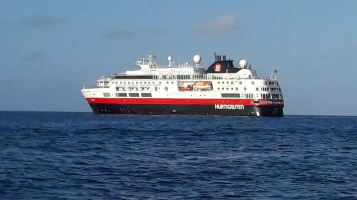 Corn Island recibe al crucero número 52 de la temporada #NICARAGUA40REVOLUCION #ELTAYACANVENCEDOR #NIUNPASOATRAS #NICARAGUALINDA #NICARAGUATRABAJOYPAZ #NICARAGUAQUIEREPAZ #NICARAGUASANDINOSIEMPRE #FEFAMILIAYCOMUNIDAD
