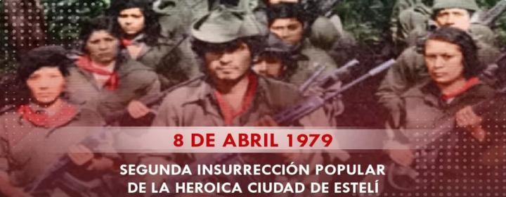 INSURRECCIÓN POPULAR DE ESTELÍ, ABRIL DE 1979 #AmoryPazNicaragua #Nicaragua40Revolucion #ElTayacanVencedor #NiUnPasoAtras #NicaraguaLinda #NicaraguaTrabajoyPaz #NicaraguaQuierePaz #NicaraguaSandinoSiempre #FeFamiliayComunidad