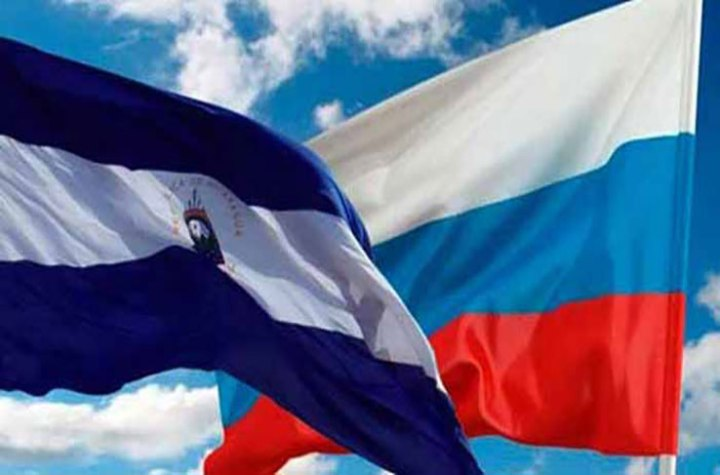 Nicaragua y Rusia afianzan sus nexos económicos #AmoryPazNicaragua #Nicaragua40Revolucion #ElTayacanVencedor #NiUnPasoAtras #NicaraguaLinda #NicaraguaTrabajoyPaz #NicaraguaQuierePaz #NicaraguaSandinoSiempre #FeFamiliayComunidad