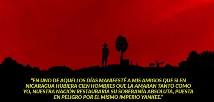 SANDINO Y LOS HIJOS LEGÍTIMOS DE NICARAGUA #AMORYPAZNICARAGUA #NICARAGUA40REVOLUCION #ELTAYACANVENCEDOR #NIUNPASOATRAS #NICARAGUALINDA #NICARAGUATRABAJOYPAZ #NICARAGUAQUIEREPAZ #NICARAGUASANDINOSIEMPRE #FEFAMILIAYCOMUNIDAD