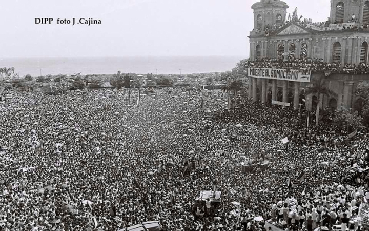 Inician las efemérides de liberación en todaNicaragua