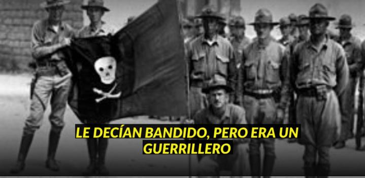 AUGUSTO C. SANDINO, UN ESTRATEGAMILITAR