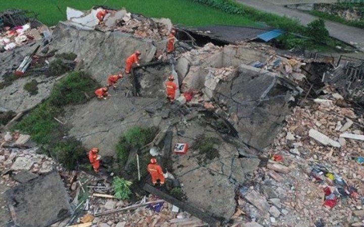 Aumenta a 13 la cifra de muertos por sismos enChina