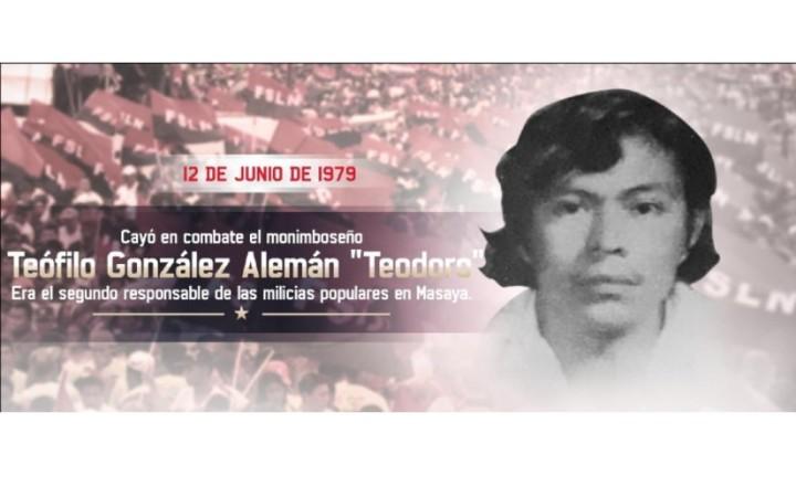 Estas son las conmemoraciones del 12 de junio en Nicaragua; #AmoryPazNicaragua #Nicaragua40Revolucion #ElTayacanVencedor #NiUnPasoAtras #NicaraguaLinda #NicaraguaTrabajoyPaz #NicaraguaQuierePaz #NicaraguaSandinoSiempre #FeFamiliayComunidad