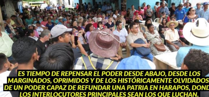 HONDURAS: PODER POPULAR EN TIEMPOS DEDICTADURA