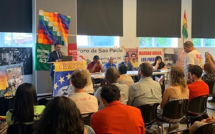 Nicaragua reafirmó su compromiso con la paz en Foro de Sao PauloWashington