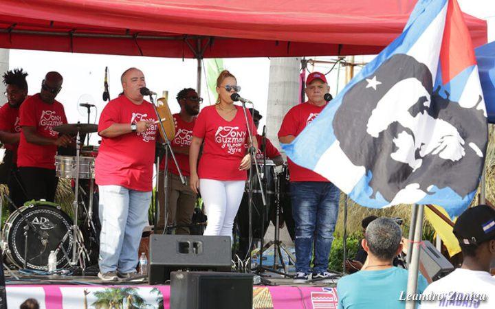 Orquesta cubana celebró concierto musical en saludo a los 40 años de relaciones diplomáticas entre Cuba yNicaragua