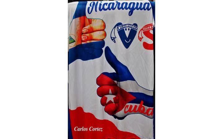 Nicaragua y Cuba, una historia llena de hermandad, amor ybéisbol