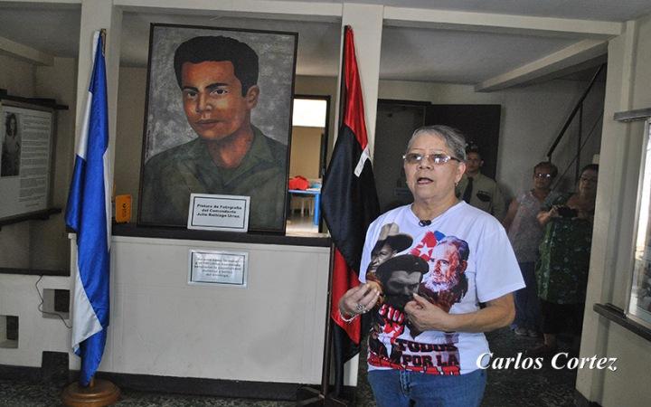 ¡Comandante Julio Buitrago, padre de la resistencia urbana! ¡Presente! ¡Presente!¡Presente!
