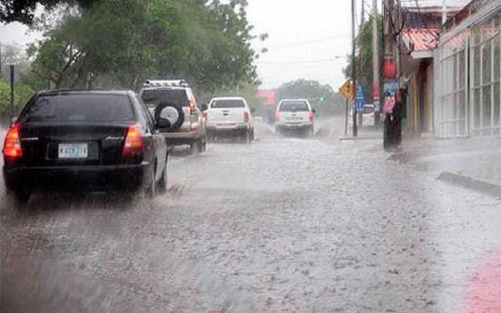 Pronostican la entrada de las ondas tropicales 15 y 16 enNicaragua