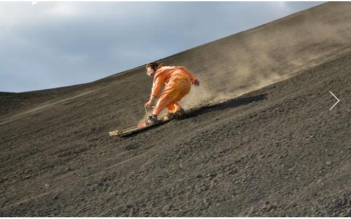 National Geographic destaca aventuras en el CerroNegro