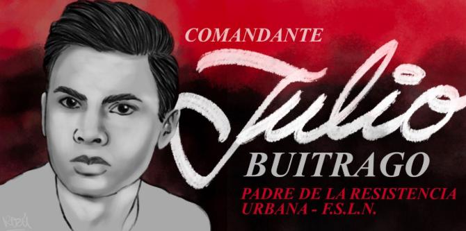 Comandante Julio Buitrago, 50 años deResistencia