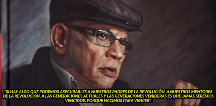 COMANDANTE TOMÁS BORGE: EJEMPLO DE LUCHA E INSPIRACIÓNREVOLUCIONARIA