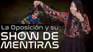 La oposición y su show de mentiras; #FNTNNiUnPasoAtras #PatriaParaTodos #TeAmoNicaragua #NicaraguaLinda  #NicaraguaTrabajoyPaz  #NicaraguaQuierePaz  #NicaraguaSandinoSiempre  #FeFamiliayComunidad