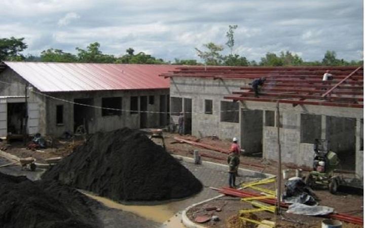 Ya está listo el nuevo hospital primario en Mulukukú; #SOMOCISMONUNCAMAS #FNTNNIUNPASOATRAS #PATRIAPARATODOS #TEAMONICARAGUA #AMORYPAZNICARAGUA #NICARAGUA40REVOLUCION #ELTAYACANVENCEDOR #NIUNPASOATRAS #NICARAGUALINDA #NICARAGUATRABAJOYPAZ #NICARAGUAQUIEREPAZ #NICARAGUASANDINOSIEMPRE #FEFAMILIAYCOMUNIDA