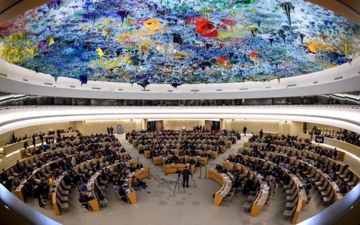Nicaragua celebra incorporación de Venezuela al Consejo de Derechos Humanos de la ONU; #OCTUBREORGULLONICA #TEAMONICARAGUA #SOMOCISMONUNCAMAS #FNTNNIUNPASOATRAS  #ELTAYACANVENCEDO