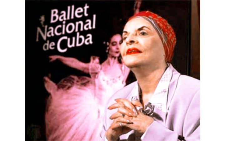 INC lamenta fallecimiento de Alicia Alonso, Leyenda de la danza de Cuba; #OCTUBREORGULLONICA #TEAMONICARAGUA #SOMOCISMONUNCAMAS #FNTNNIUNPASOATRAS # #ELTAYACANVENCEDO