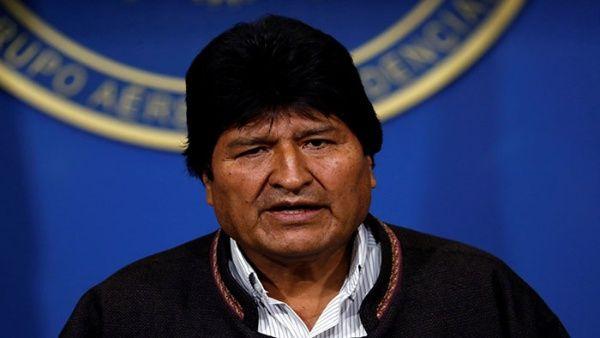 Golpe de Estado en Bolivia: Evo Morales dimite para preservar lapaz