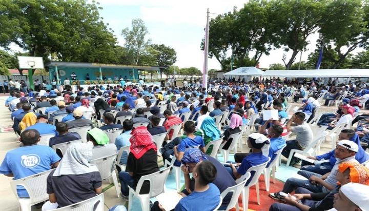 Gobierno de Nicaragua otorga convivencia familiar a 1,200 personas privadas de libertad;  #SOMOCISMONUNCAMAS #FNTNNIUNPASOATRAS #ELTAYACANVENCEDOR