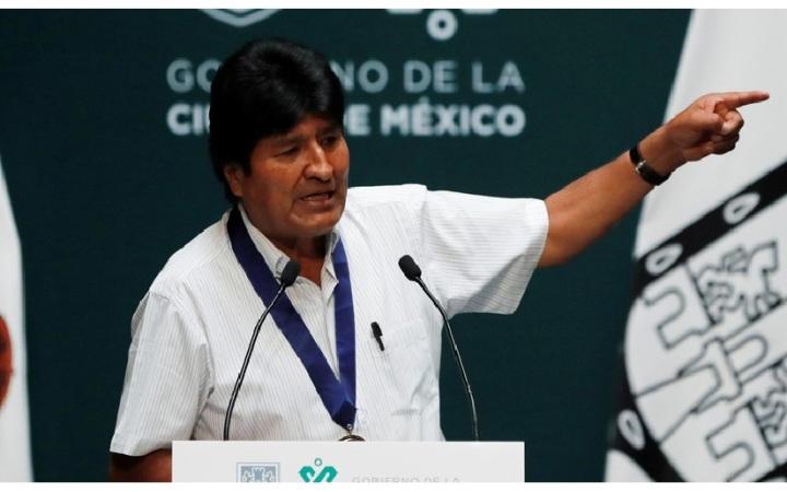 Evo Morales: OEA está al servicio del imperio norteamericano; #SOMOCISMONUNCAMAS #FNTNNIUNPASOATRAS #ELTAYACANVENCEDOR