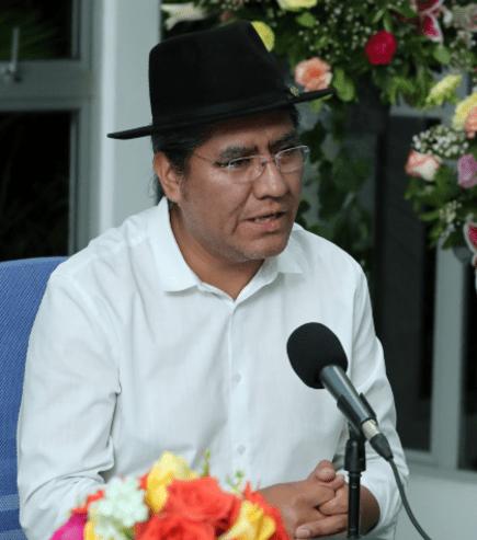 Canciller Diego Pary: La fuerza del Pueblo hará que vuelva la democracia a Bolivia; #SOMOCISMONUNCAMAS #FNTNNIUNPASOATRAS #ELTAYACANVENCEDOR