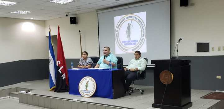 Sindicato del CJCM elige su Junta Directiva2019-2020!
