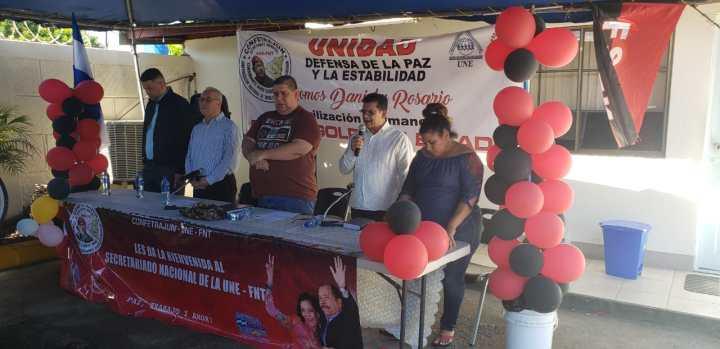 Trabajadores del IML realizan Elección de su Junta Directiva Sindical2019-2020