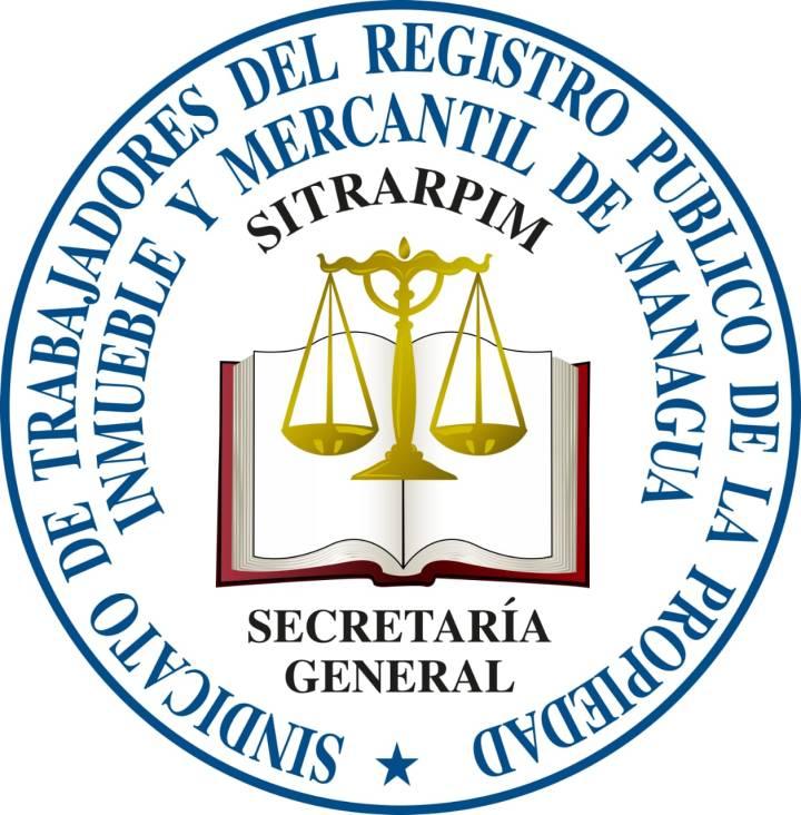 Sindicato del Registro Publico de la Propiedad de Managua, celebra elecciones2019-2020.